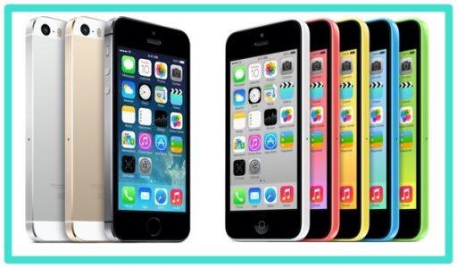iPhone5s 5c