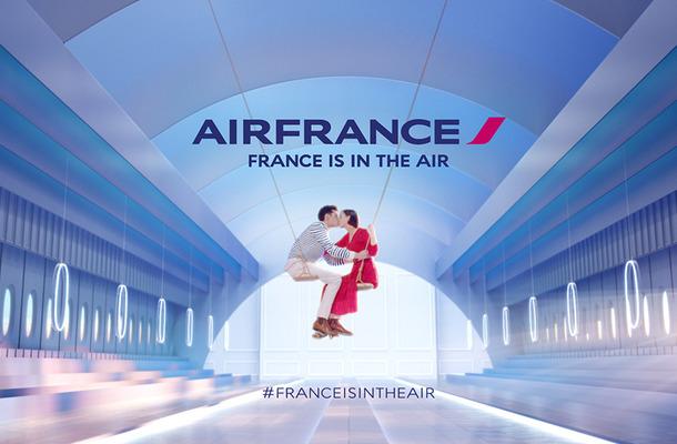 フランス航空会社エールフランスのCM「France is in the air」で流れる曲は?