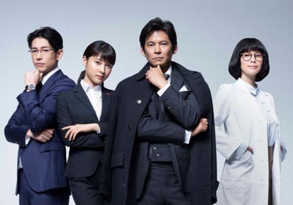 織田裕二さん主演TBS日曜ドラマ「IQ246~華麗なる事件簿~」のキャストは?