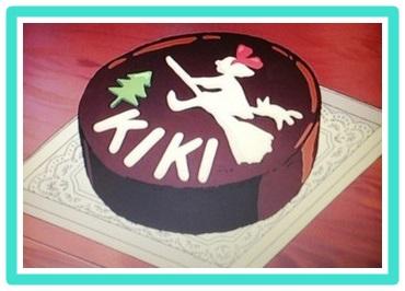 キキのケーキ