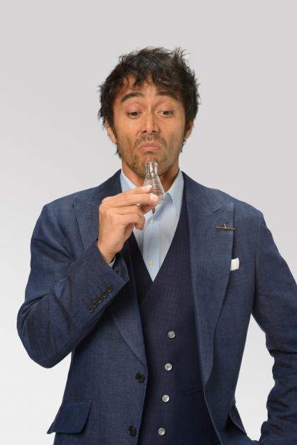 阿部寛さん主演NHK土曜ドラマ「スニッファー 嗅覚捜査官」の原作、あらすじ、キャスト、主題歌は?