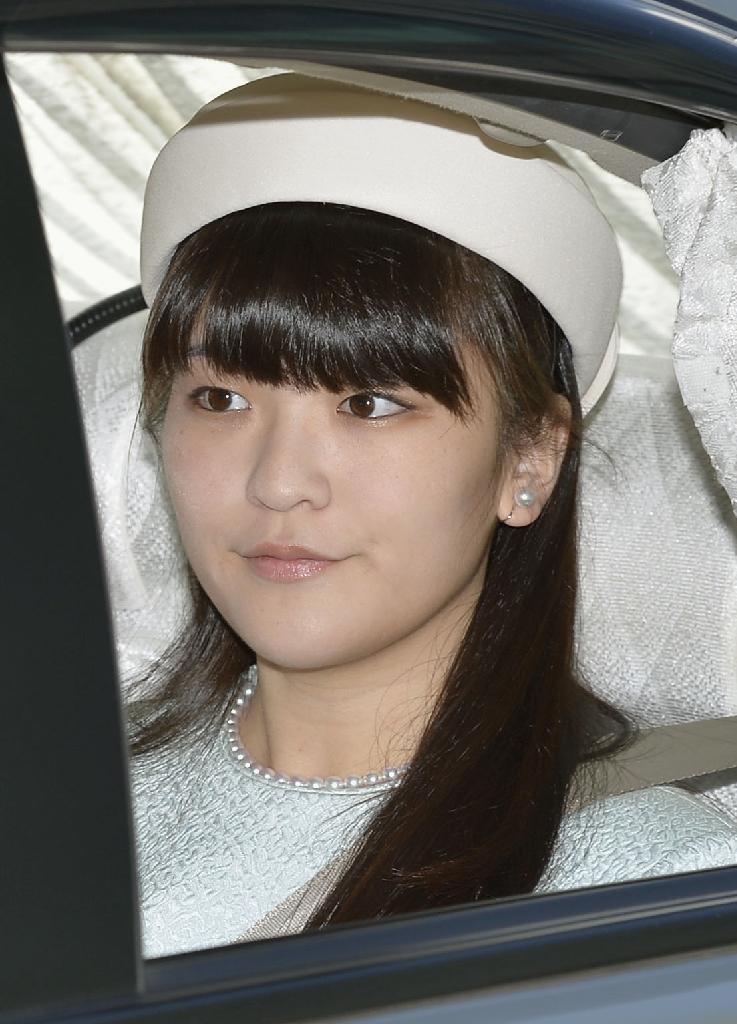 秋篠宮眞子