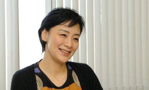 女優・神野三鈴