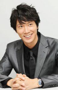 俳優・佐々木蔵之介