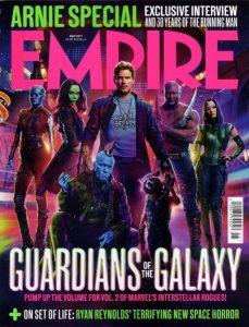 イギリス映画雑誌「エンパイア」