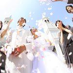 結婚式シーズン