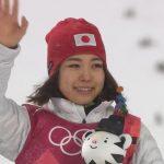 高梨沙羅選手、銅メダル