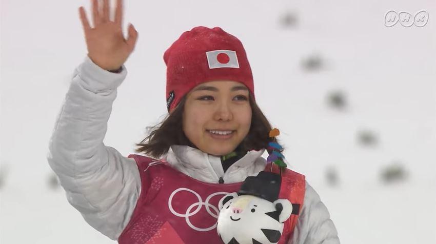 高梨沙羅選手、銅メダル!【スキージャンプ女子】