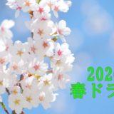 2020春ドラマ一覧