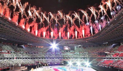 東京パラリンピック2020開幕!!
